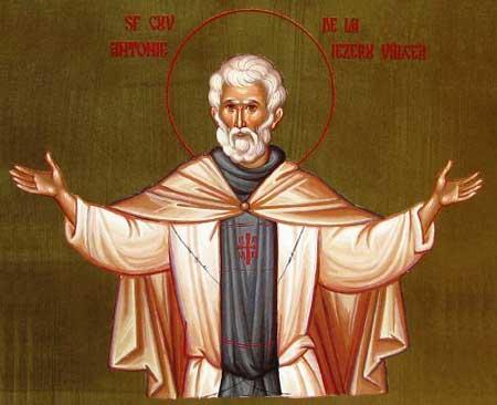 Sf. Cuvios Antonie