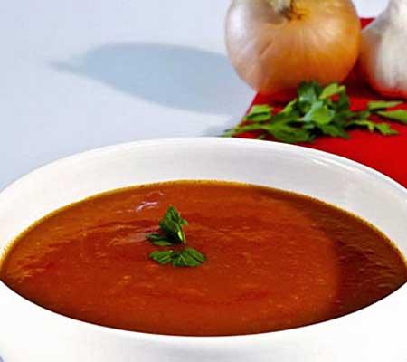 Supa de rosii Pastorel