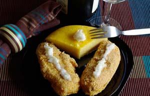 Articole culinare : Peşte în crustă de mălai