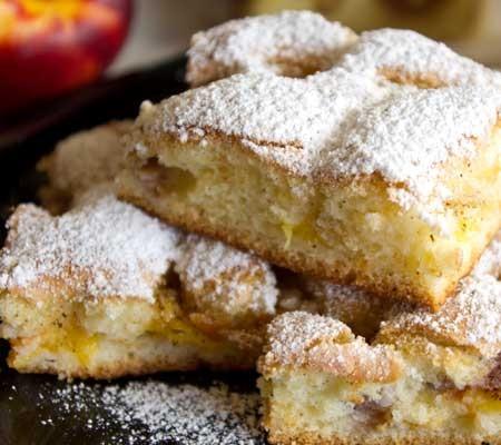 Prăjitură cu fructe