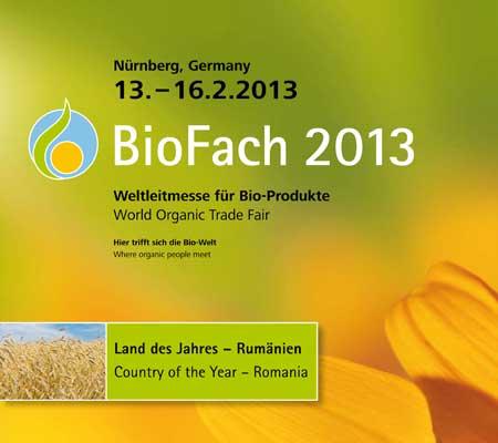 BioFach 2013 Romania