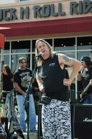 Nicko McBrain Rock N Roll Ribs