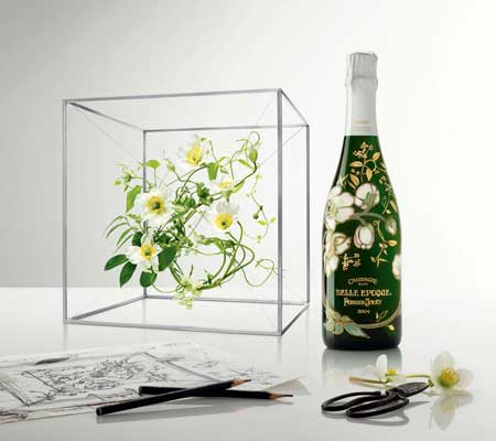 Perrier Jouet Belle Epoque Florale Edition