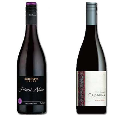 Pinot Noir Recas Marea Britanie