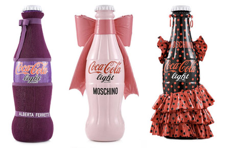 Coca Cola Light Tribute To Fashion 2012
