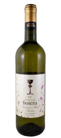 Domeniile Boieru Sauvignon Blanc&Riesling 2011