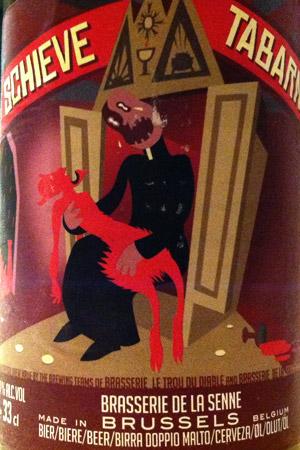 Le Trou du Diable Schieve Tabarnak