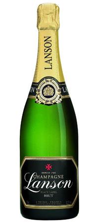 șampanie Lanson