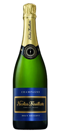 șampanie Nicolas Feuillatte