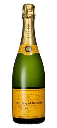 șampanie Veuve Clicquot
