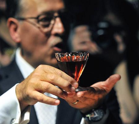 Cel mai scump cocktail - Salvatore's Legacy