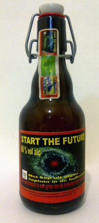 Start the future - Cea mai tare bere din lume