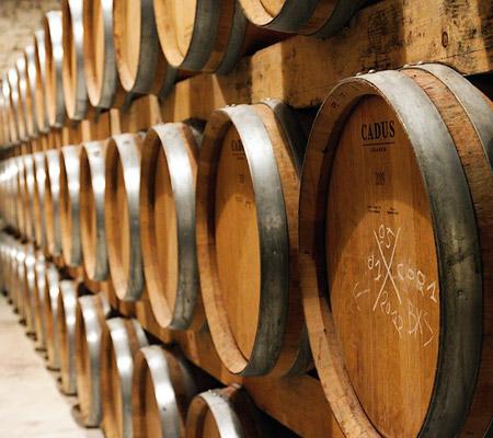 Butoaie de vin Bordeaux
