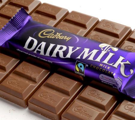 Ciocolata Cadbury dulciuri