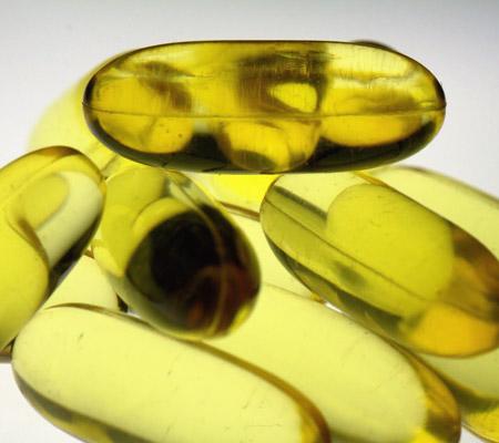 Capsule ulei de peste acizi grași Omega 3
