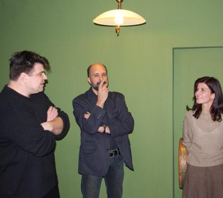 Răzvan Avram, Dan Bundur, Irinel Macici