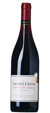 vin Jacobs Creek Grenache Shiraz