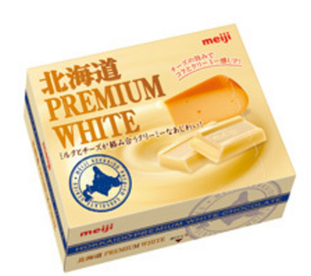Ciocolată cu brânză Meiji
