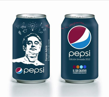 Pepsi Ferran Adria
