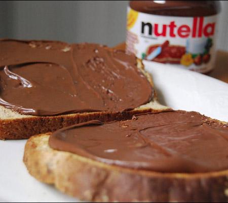 Taxa Nutella ulei de palmier