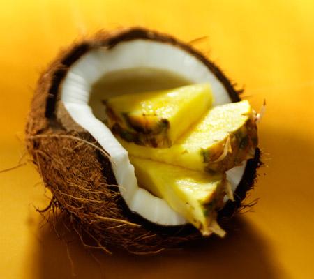 Ananas nuca de cocos