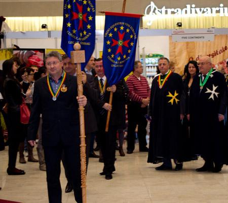 Cavalerii Vinului Provino Iași 2012