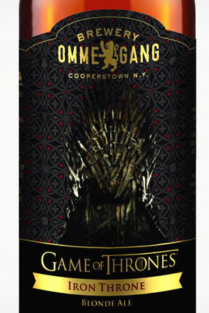 bere Iron Throne Blonde Ale
