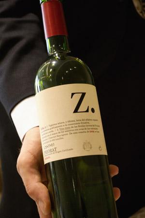 Zeta Punto Priorat, Grenache Blend, DOC, 2006