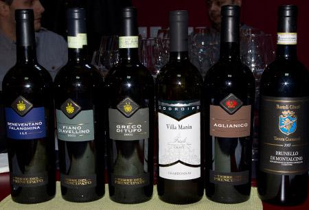 Vinuri italiene