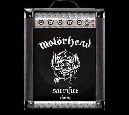 Vin Motorhead Shiraz bag-in-box