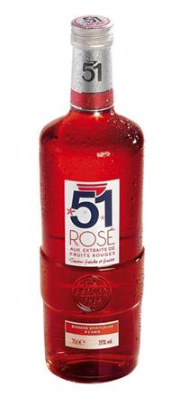 51 Rose pastis Pernod