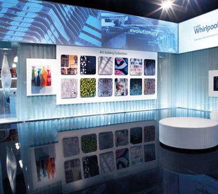 Whirlpool hote Art Gallery