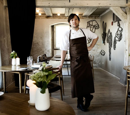 Cel mai bun restaurant din lume Restaurant Noma Rene Redzepi