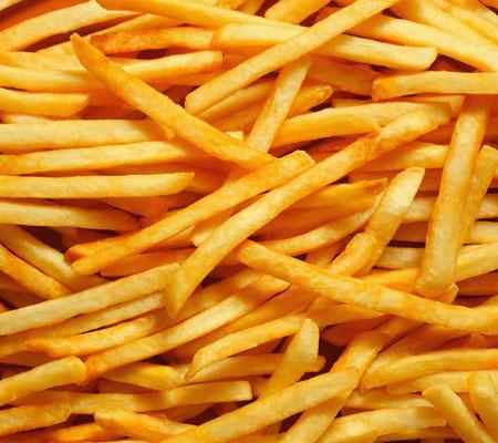 Cartofi prajiti french fries