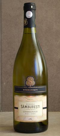 Chardonnay Sâmburești