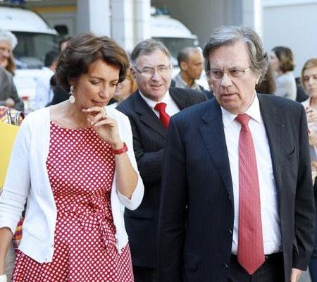 Marisol Touraine Claude Evin