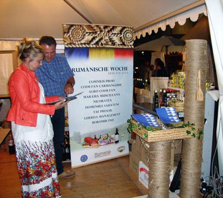 Produse tradiționale românești Germania